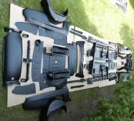 Mercedes Restoration Parts Steel Panel Parts Kit For 190sl W121 Mercedes Rust Repair