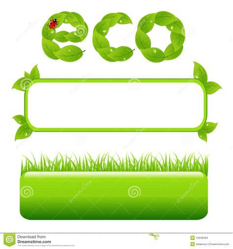 eco design elements vector eco design elements vector stock images image 15948494