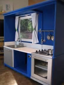 Kids Kitchen Furniture ideas recycling furniture for diy kids play kitchen designs kitchen