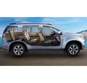Tema Chevrolet Trailblazer 2013 Comodidad Y Confort