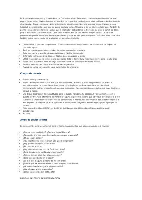 Modelo De Carta De Presentacion Que Acompaña Al Curriculum Vitae Como Hacer Una Carta De Presentacion Para Buscar Empleo Apexwallpapers