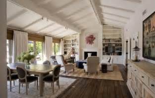 vaulted ceiling open floor plans jennifer aniston photos inside celebrity homes ny