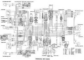 nx650 wiring diagram