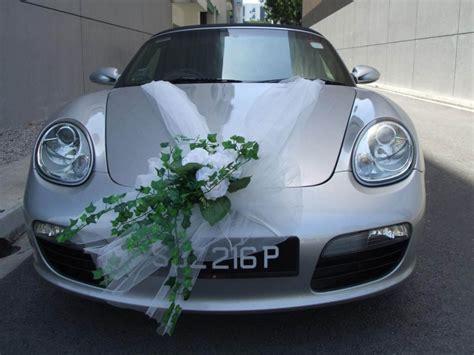 Hochzeit Autoschmuck by Autoschmuck F 252 R Hochzeit 55 Dekoideen Mit Blumen