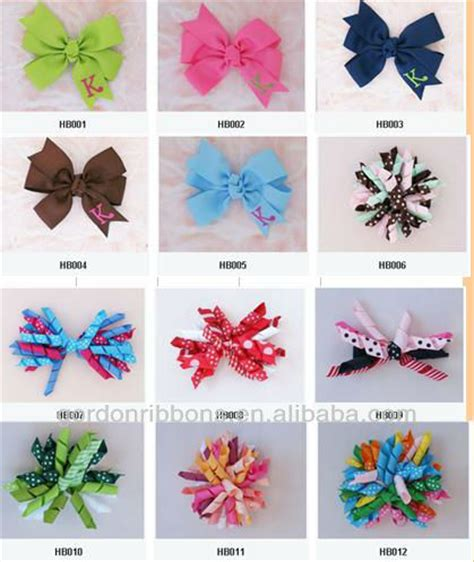 Different Type Of Hair Bows by Different Styles Of Hair Bows 2017 2018 Best Cars Reviews