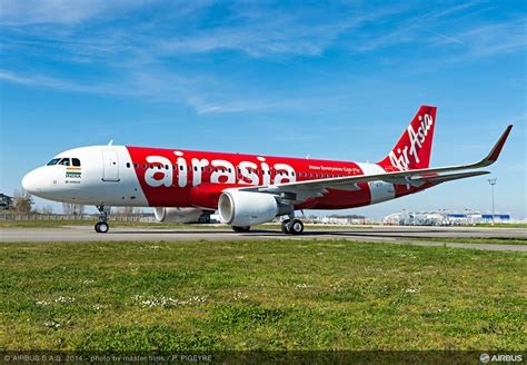 airasia airbus a320 photos airasia india s first a320 with sharklets