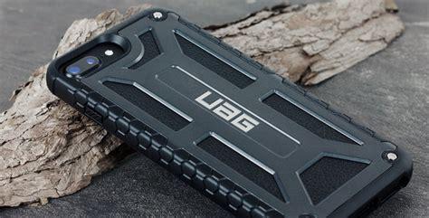 Sale Original Armor Gear Uag Monarch Series Iphone 8 7 6s Plus uag monarch premium iphone 7 plus protective graphite