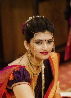 bridal hairstyles maharashtrian 1000 images about maharashtrian on pinterest silk