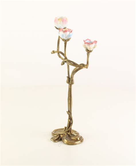 kerzenhalter porzellan kerzenhalter porzellan kerzenst 228 nder dekoration antike