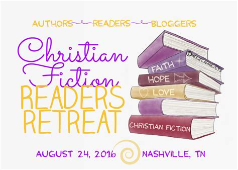 Christian Giveaways - christian fiction readers retreat is open for registration plus 2 giveaways