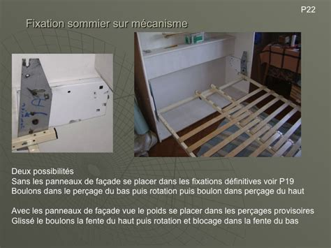 Lit Rabattable Au Mur by Bricolage Fabriquer Un Lit Escamotable Conseils Des