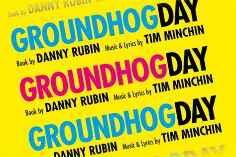 groundhog day review 5 review groundhog day musical tim minchin new musical