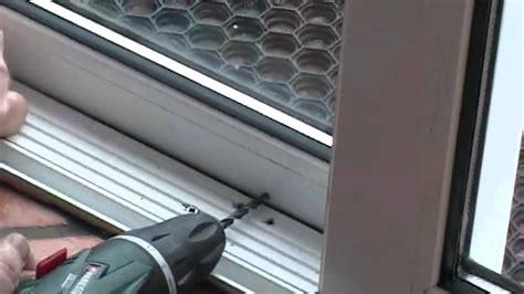 Securing A Sliding Glass Door Ivess Lock Anti Theft Device Patio Door Lock