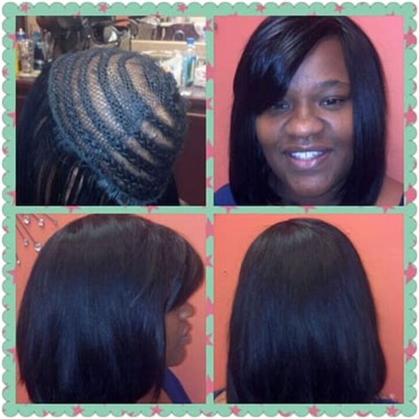 the best sew ins in indianapolis full weave hair extensions yelp