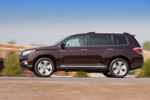 2013 Toyota Highlander Reviews 2013 Toyota Highlander Reviews And Rating Motor Trend