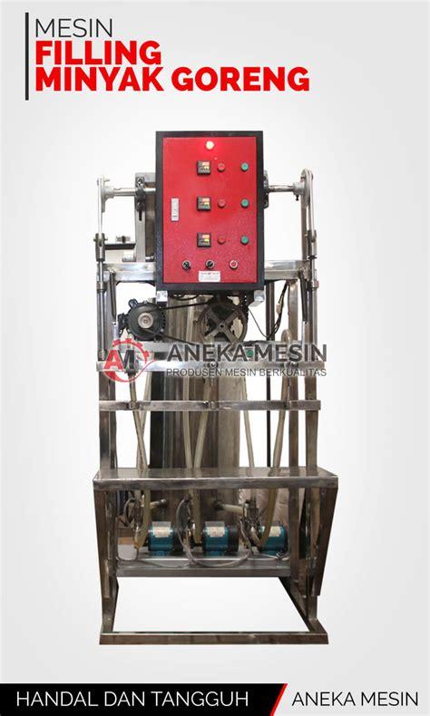 Minyak Goreng Per Jerigen mesin filling minyak goreng