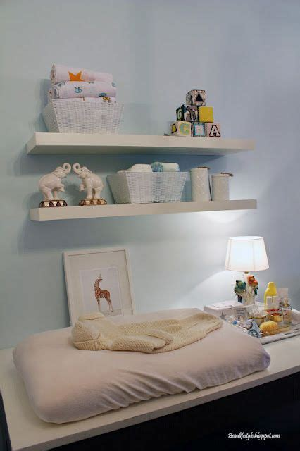 Shelves Over Changing Table Sweet Babies Pinterest Changing Table Shelves