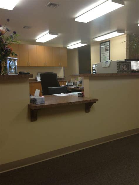 front desk receptionist dental office salary front office receptionist desk yelp