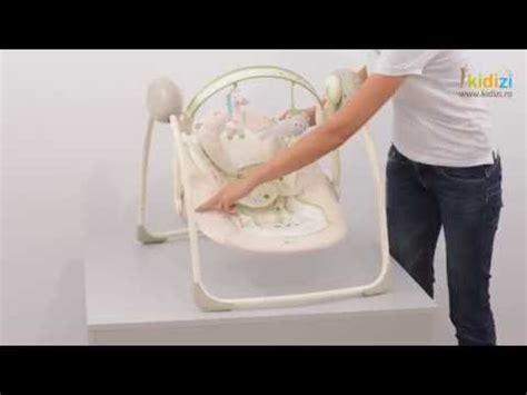 comfort harmony portable swing elepaloo bright starts babyschaukel elepaloo baby swing doovi
