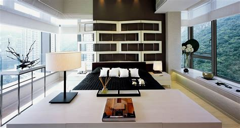 Master Bedroom by Synergistic Modern Spaces By Steve Leung