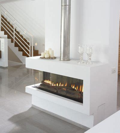 modern corner gas fireplace 17 best images about fireplace on negative