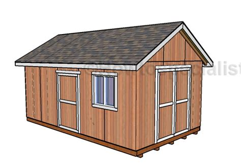 20 By 12 Shed by 26 Original Storage Sheds Plans 12x20 Pixelmari