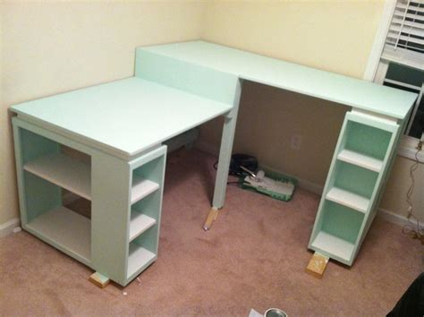 ana white sewingcutting table diy projects