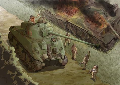 Anime 2 World War by Air Sensha Image 1773048 Zerochan Anime Image Board