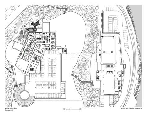 meier suites floor plan richard meier partners completes the new seamarq hotel in