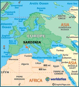 map of sardinia european maps, europe maps sardinia map