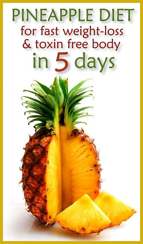 Pineapple Detox Diet Plan by 1621 Best Images About Health Fitness On
