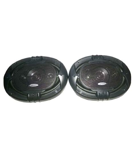 Speker Oval worldtech oval speaker 800watts black buy worldtech