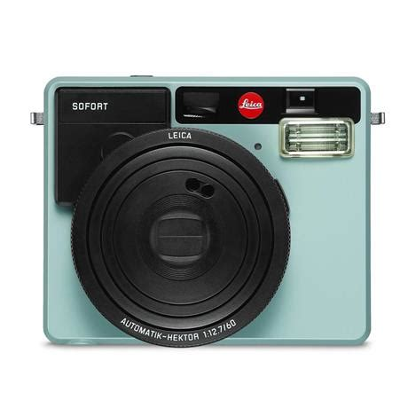 leica sofort instant film camera mint | park cameras