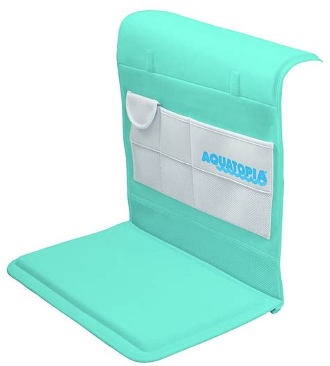 Bathtub Kneeler by Aquatopia Safety Bath Time Easy Kneeler Blue