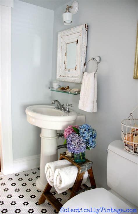 making love on the bathroom floor bathroom storage ideas love this old ladder