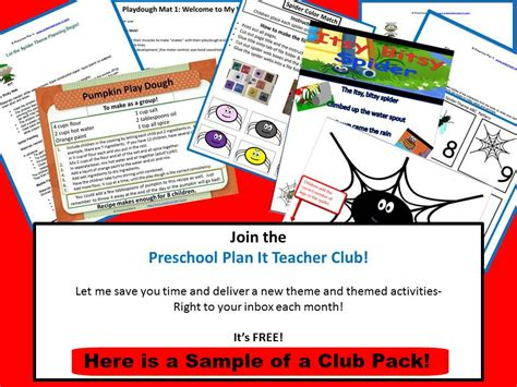 mi themes create preschool lesson plans preschool themes more for