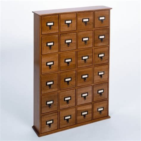Oak Cd Storage Cabinet Leslie Dame 288 Cd Storage Cabinet Oak Ebay