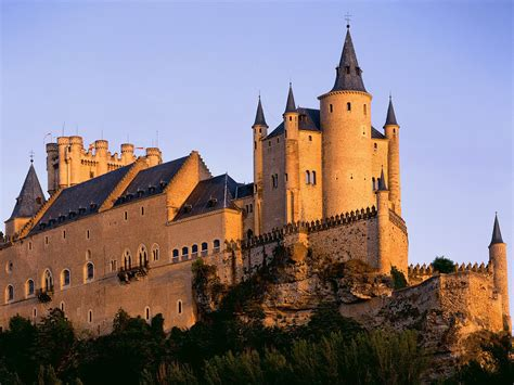 beautiful castles the most beautiful castles in spain