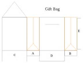 small gift bag template mel stz 50 gift bag templates