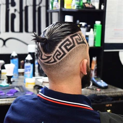 male hair greek key and hair on pinterest 10 best images about undercut on pinterest leopard hair