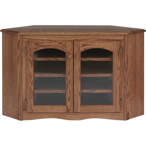 country style tv stands solid oak country style corner tv stand 47 quot the oak
