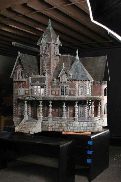 house crypt haunted monster 99 best images about doll houses miniatures victorian