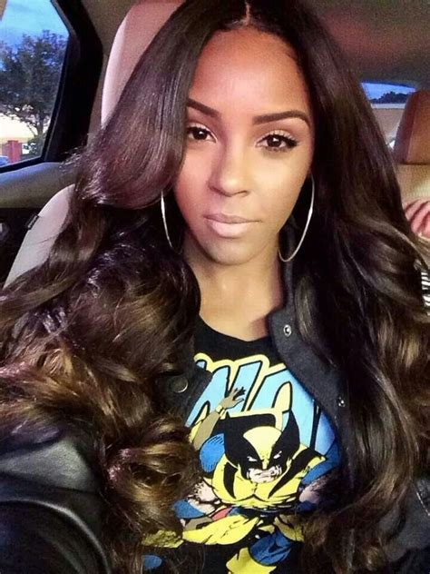 hairstyles body wave weave layered middle part always look like a queen babe hair