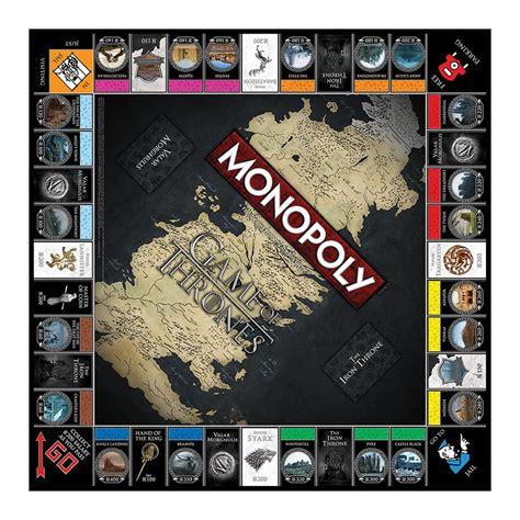 of thrones gioco da tavolo monopoly gioco tavolo of thrones versione collectors