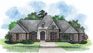 French Country Home Designs Riveria Country French Home Plans