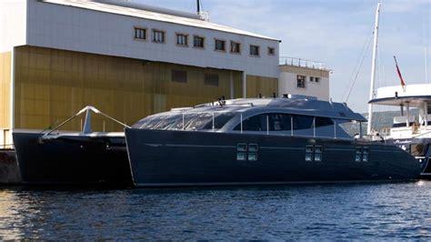 catamaran cost blue coast 95 yacht charter superyacht news