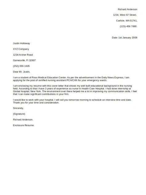 letter sample for enquiry new job inquiry email example best cover