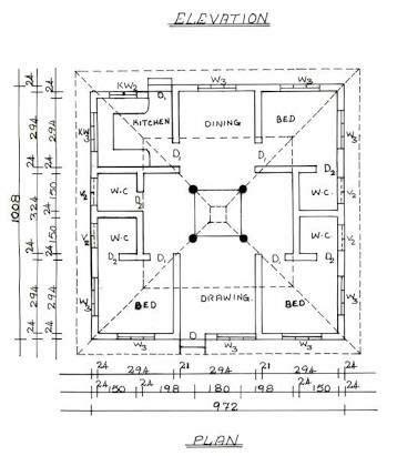 traditional chettinad home plans penelusuran