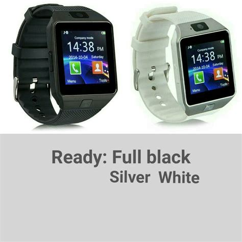 Smart U9 Smartwatch Dz09 Gold Emas Simcard Micr Murah Jual Smart U9 Dz09 Support Sim Card Memory Card