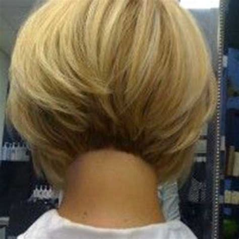 what does the back of a short bob haircut look like 25 best short bob hairstyles short hairstyles 2017